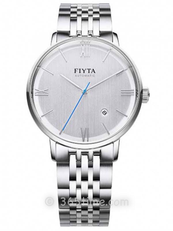 飞亚达(FIYTA)经典系列男士机械正装手表DGA802056.WWW