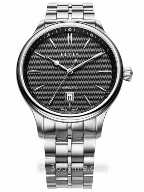 飞亚达(FIYTA)经典系列男士机械正装手表GA802017.WBW