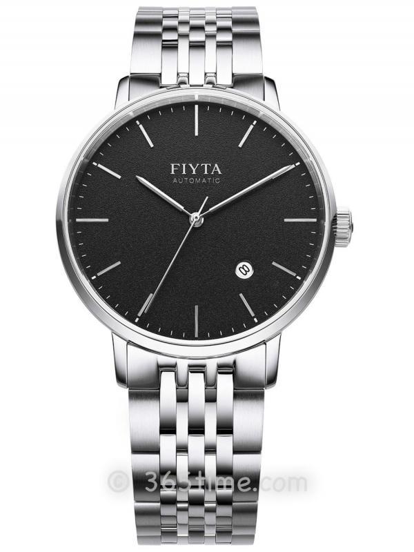 飞亚达(FIYTA)经典系列男士机械正装手表GA802057.WBW