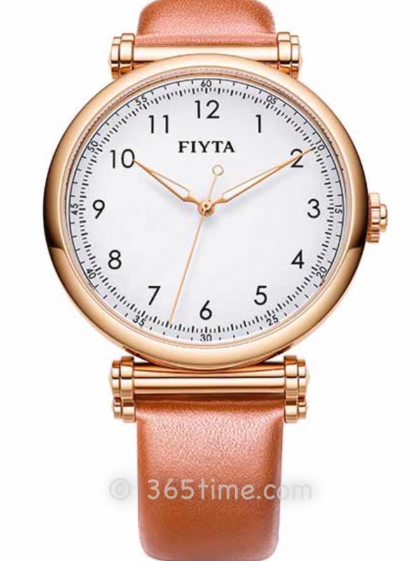 飞亚达(FIYTA)印智能石英手表A1002.PWZ
