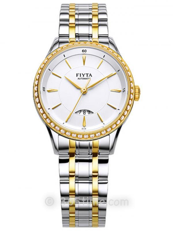 飞亚达(FIYTA)芯动LA520001.TWTD自动机械女表