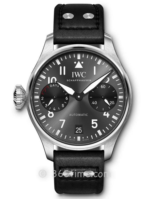 """万国飞大型飞行员""""右利手""""特别版IW501012"""