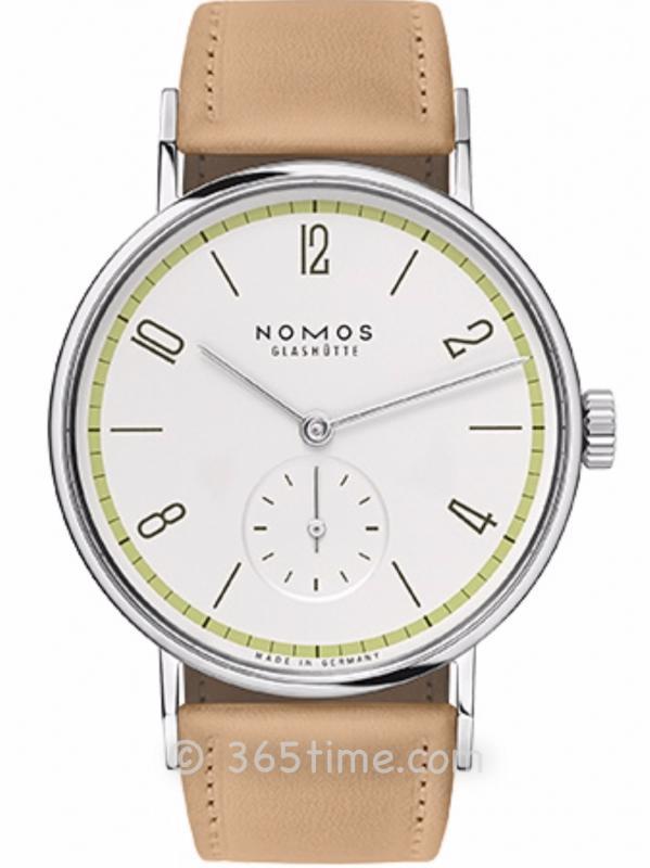 NOMOS Tangente 33四季系列之春季款女装腕表TN33HARU