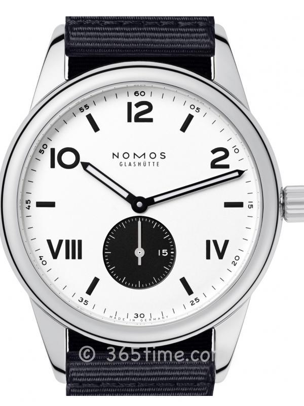 NOMOS Club Campus 38 Relojes特别款腕表737.RE
