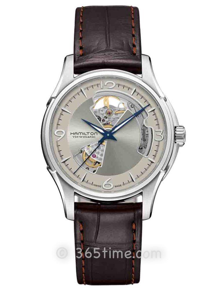 汉米尔顿爵士系列男士自动开心腕表H32565521