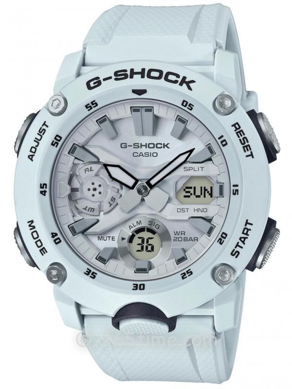卡西欧(Casio)G-SHOCK碳纤维GA2000S-7A