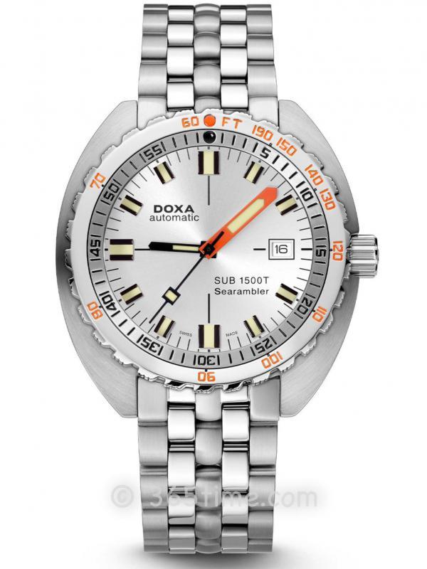 DOXA时度SUB 1500T潜水表881.10.021.10