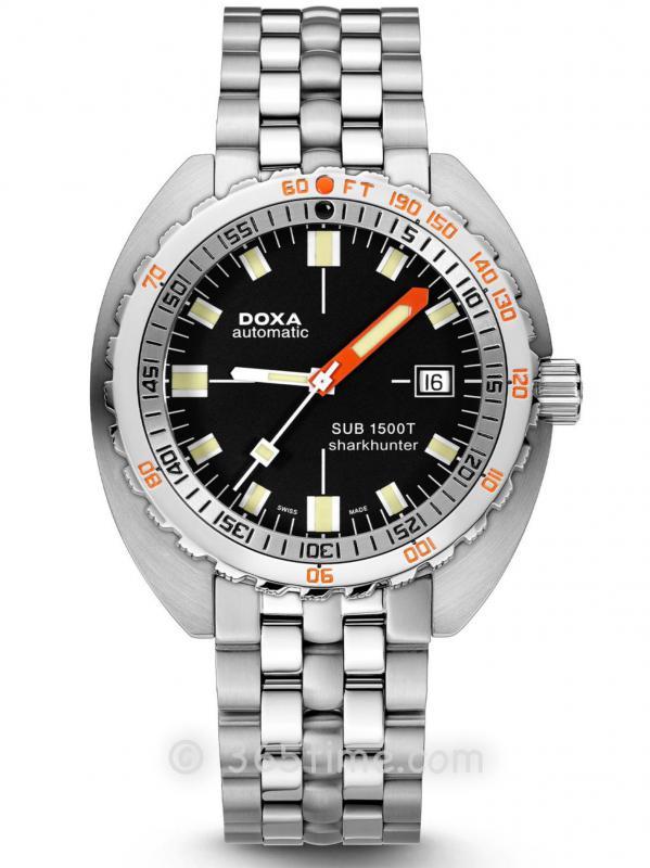 DOXA时度SUB 1500T潜水表881.10.101.10