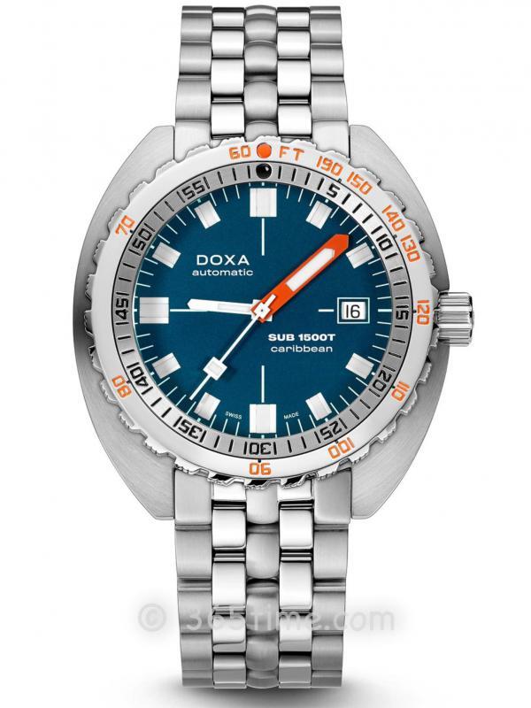 DOXA时度SUB 1500T潜水表881.10.201.10