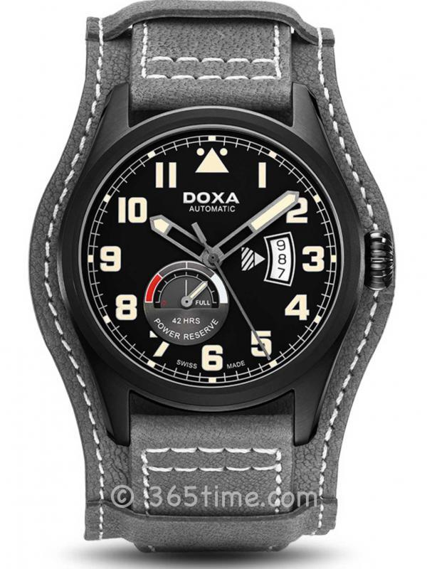 DOXA时度PILOTD213BBK自动机械限量款
