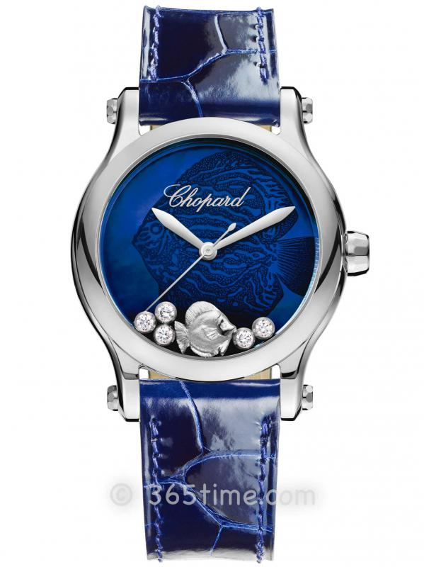 萧邦(Chopard)Happy Sport 36mm石英女表278578-3002