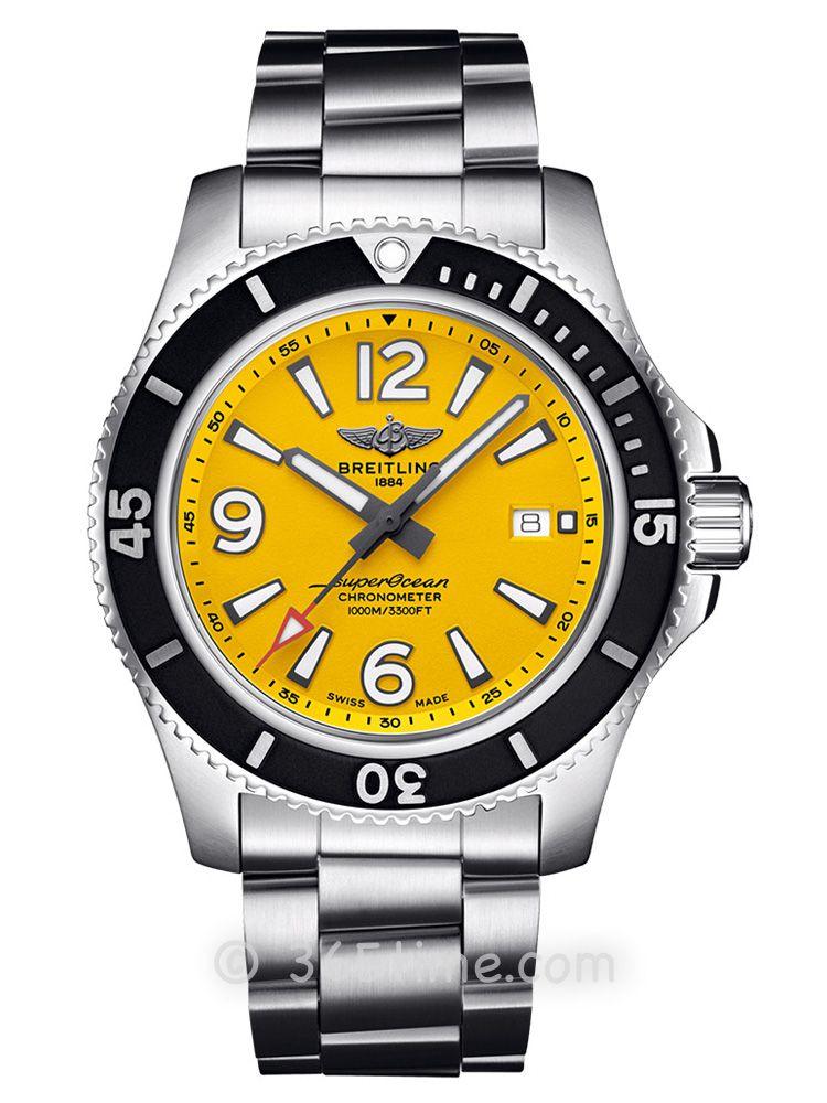 百年灵超级海洋自动机械腕表A17367021I1A1