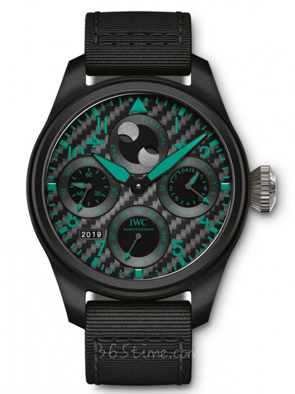 IWC万国表大型飞行员Mercedes-AMG Petronas Motorsport限量款IW503003