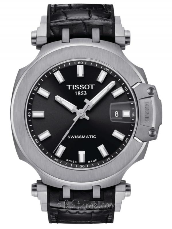 TISSOT天梭T-SPORTSwissmatic精钢T115.407.17.051.00