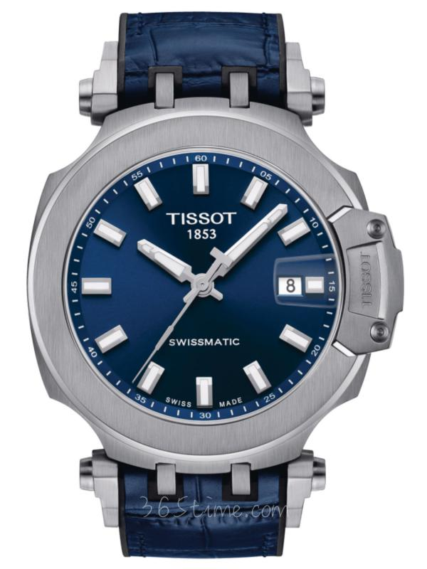 TISSOT天梭T-SPORTSwissmatic精钢T115.407.17.041.00