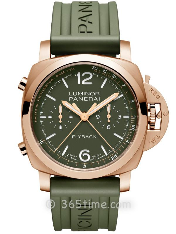 Panerai沛纳海Luminor Chrono Flyback 44毫米PAM01057