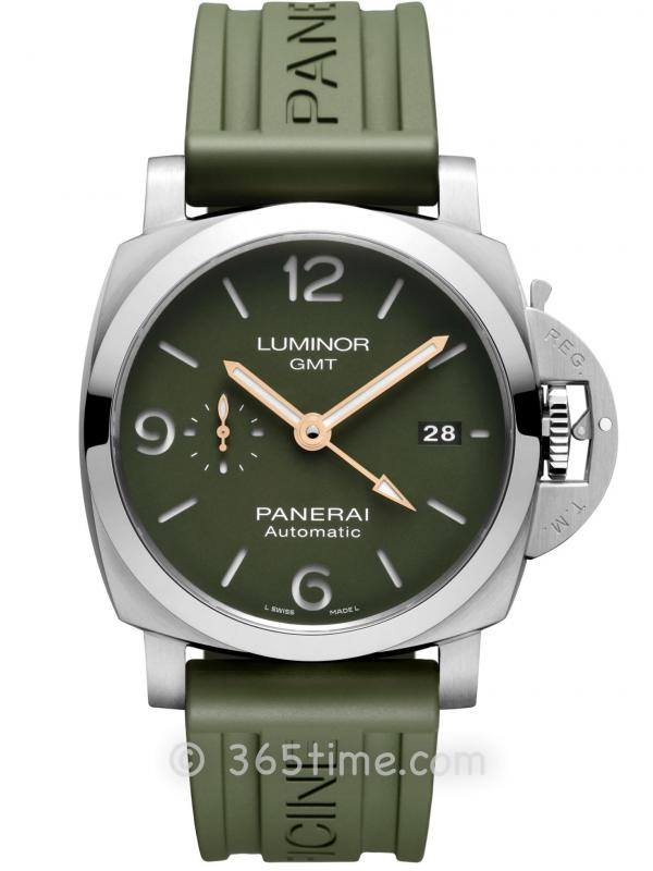 Panerai沛纳海Luminor GMT 44毫米PAM01056