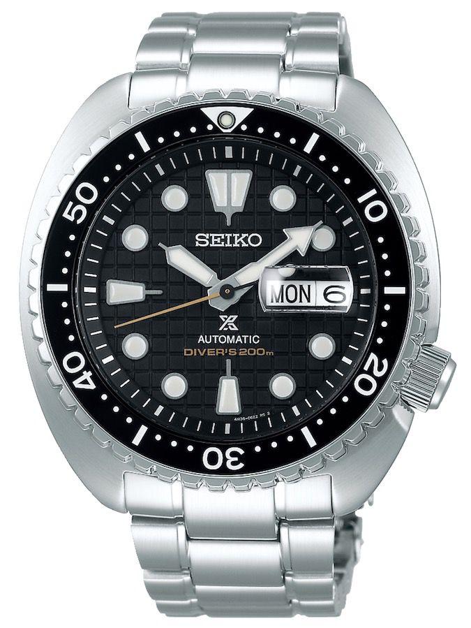 SEIKO精工表Prospex系列King Turtle腕表SRPE03K1