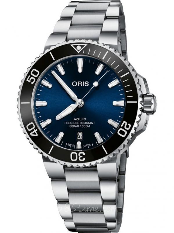 豪利时潜水Aquis 01 733 7766 4135-07 8 22 05PEB 41.5毫米日历