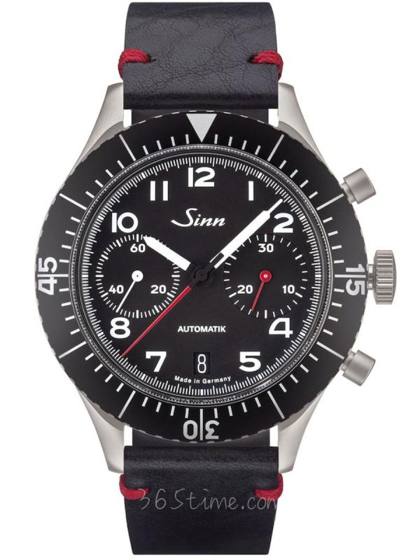 SINN 158限量版传统BICOMPAX计时表
