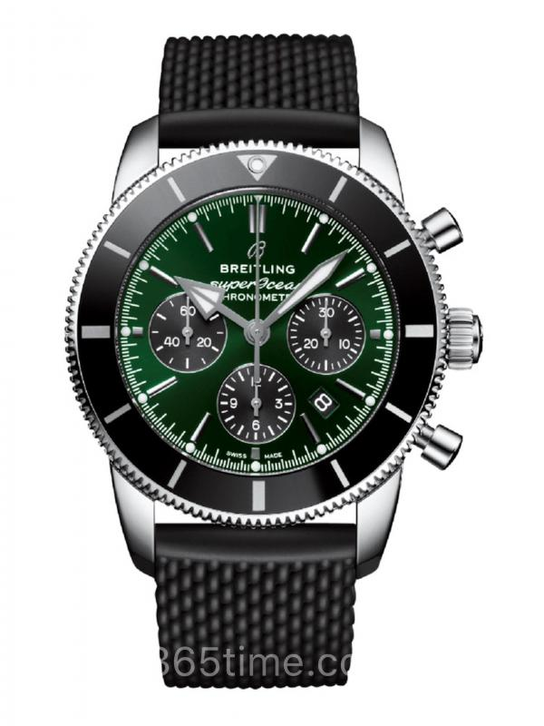 百年灵超级海洋文化系列B01计时腕表44限量版AB01621A1L1S1