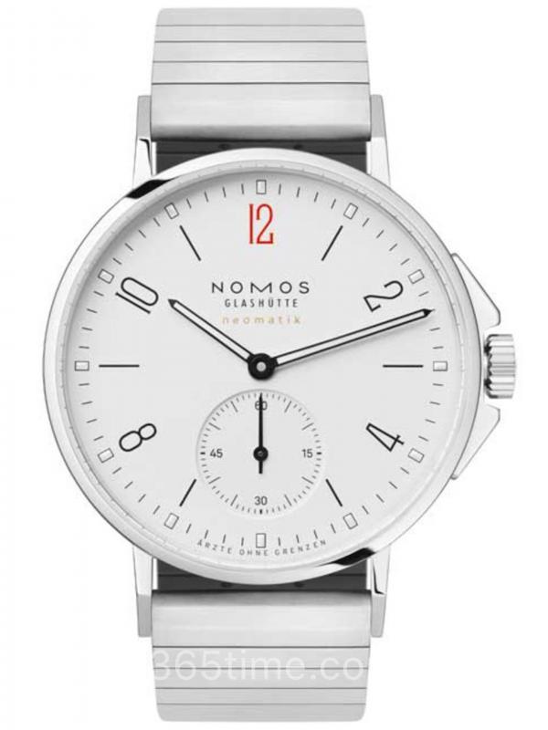 NOMOS Ahoi日期特别版560.S1