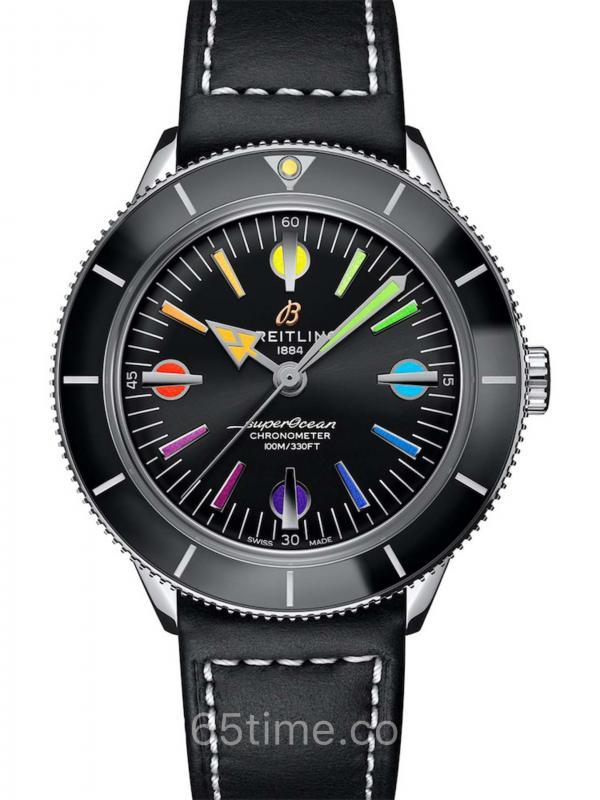 百年灵超级海洋文化系列57限量版腕表A103701A1B1X1