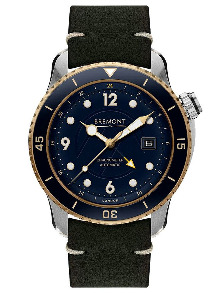 宝名Bremont Project Possible
