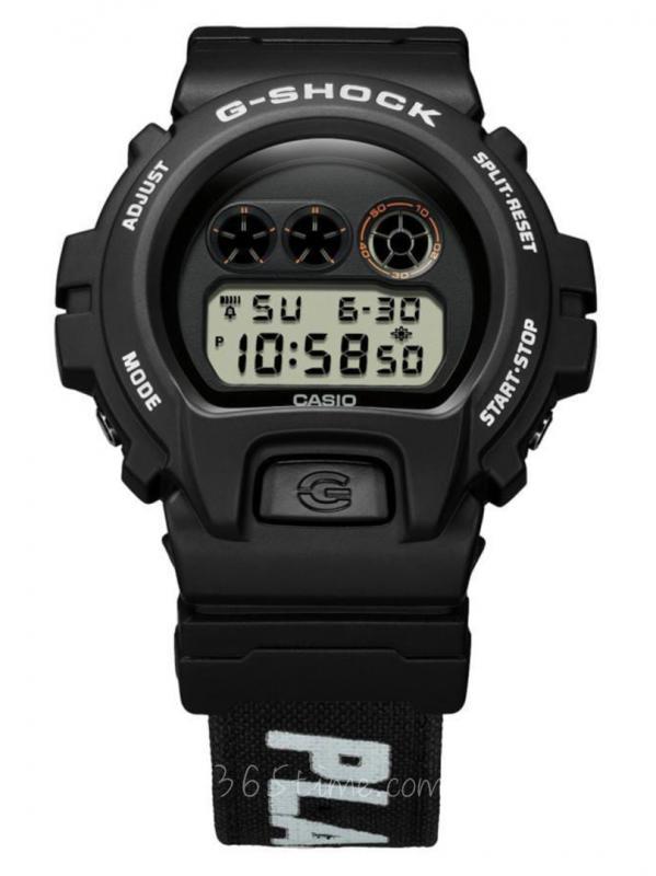 卡西欧G-Shock x Places+Faces联名版腕表DW-6900PF-1