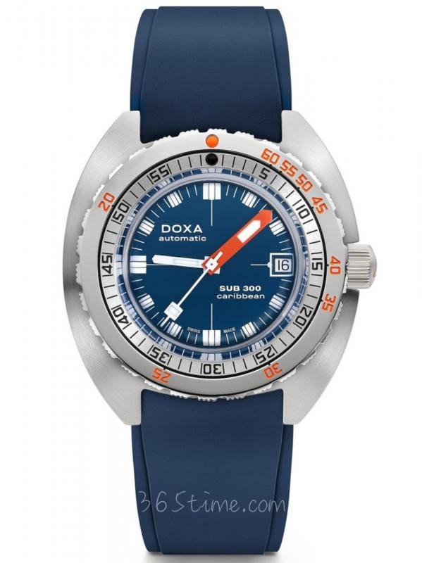 DOXA时度SUB 300潜水表821.10.201.32