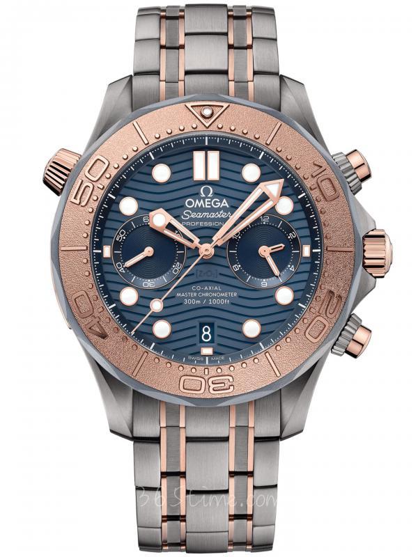 欧米茄海马300米专业潜水表210.60.44.51.03.001