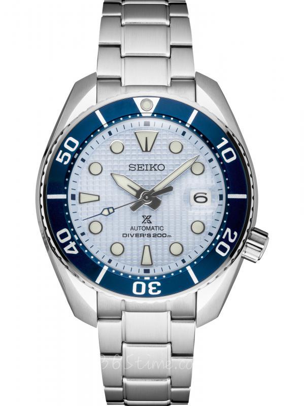 "SEIKO精工ProspexIce Diver U.S""冰上潜水者""特别版SPB179"