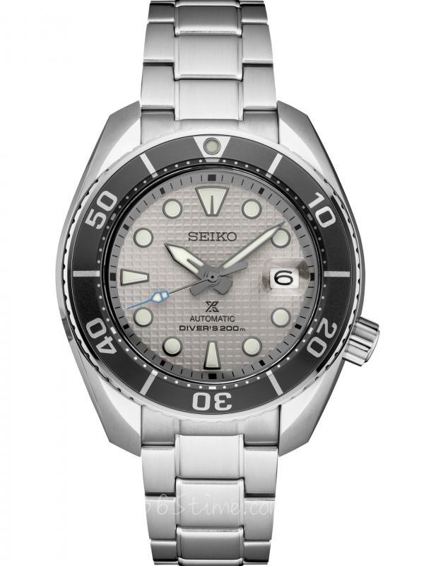 "SEIKO精工ProspexIce Diver U.S""冰上潜水者""特别版SPB175"