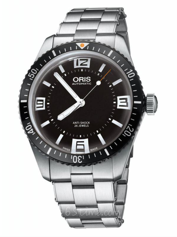 豪利时潜水限量自动733 7720 4034