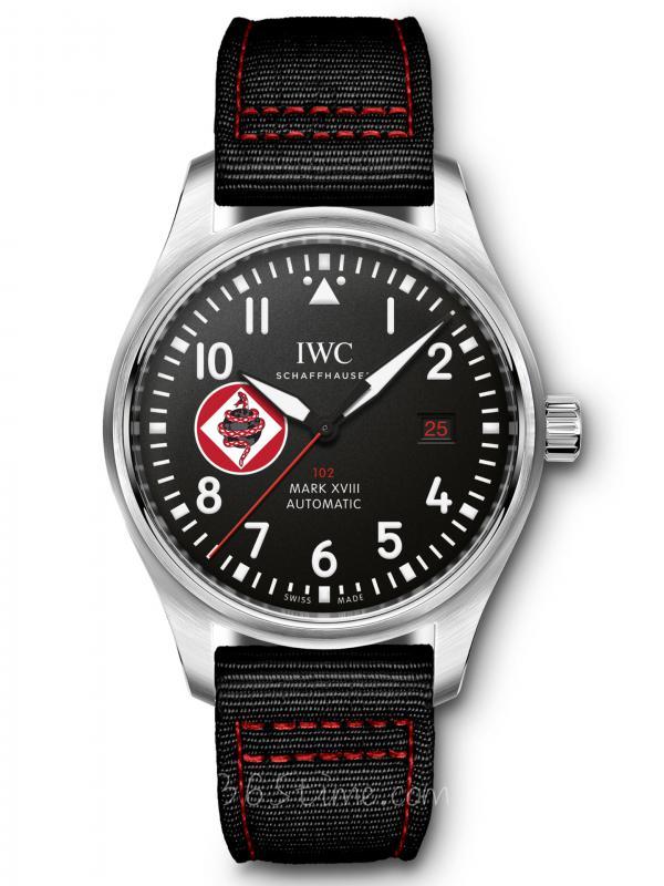 IWC万国飞行员Mark XVIII马克十八「Diamondbacks」特別版IW327018