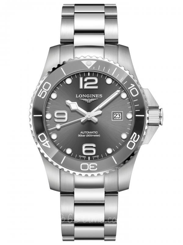 浪琴HydroConques康卡斯潜水表L3.782.4.76.6