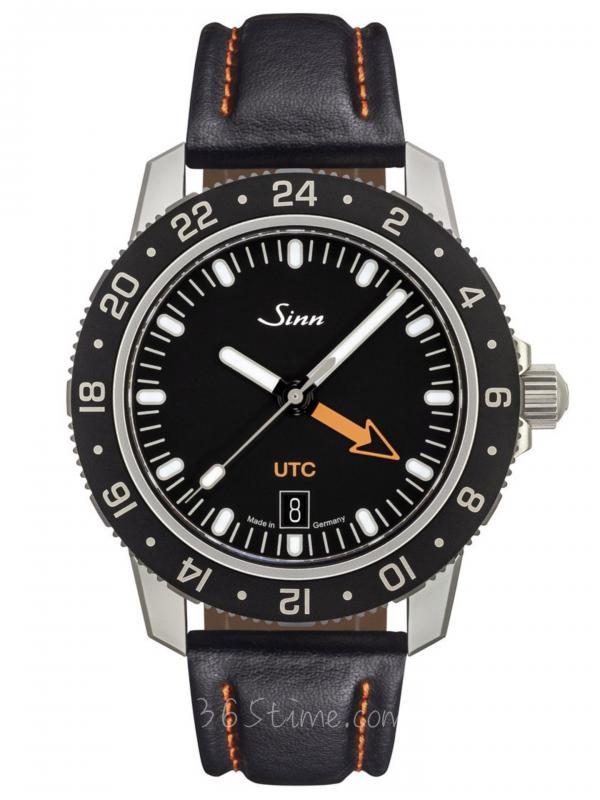 Sinn GMT105 St Sa UTC W