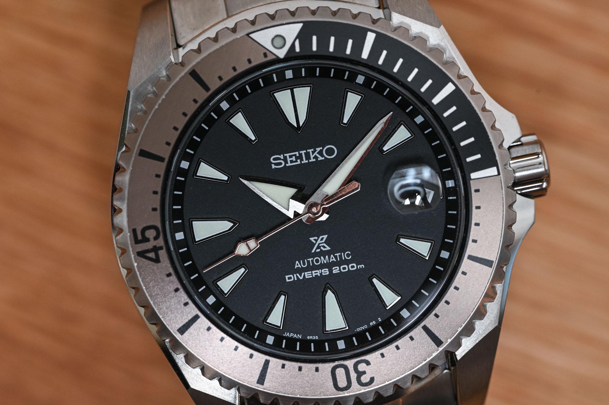 精工Prospex系列Diver 200m SPB189J1腕表
