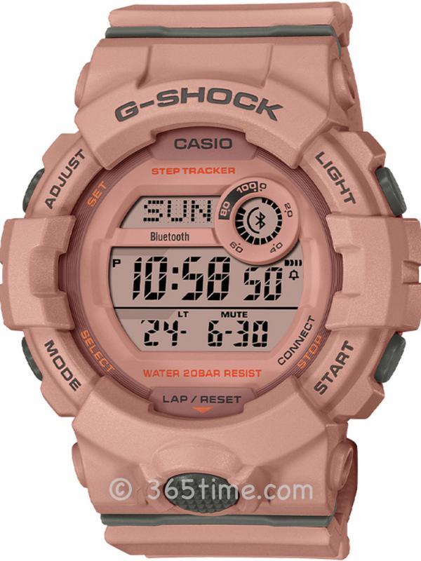 卡西欧G-SHOCK GMD-B800女款GMD-B800SU-4