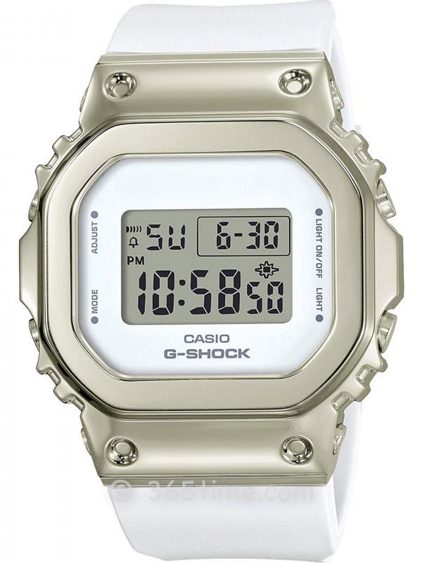 卡西欧G-SHOCK GM-S5600女款GM-S5600G-7