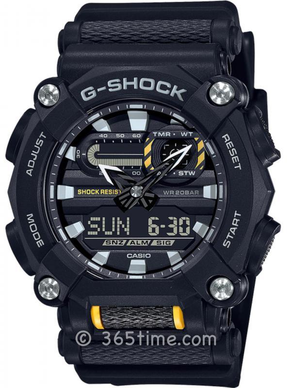 卡西欧G-SHOCK GA-900GA-900-1A