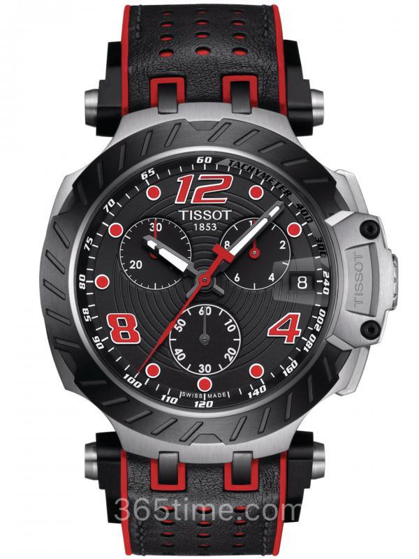 TISSOT天梭T-RACE计时码表T115.417.27.057.04