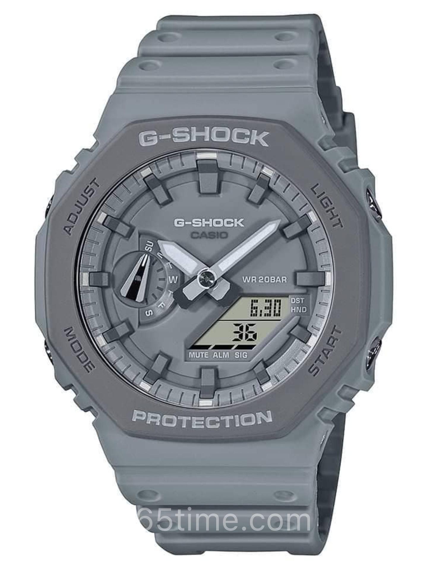 Casio卡西欧G-SHOCK GA-2100系列腕表GA-2110ET-8A
