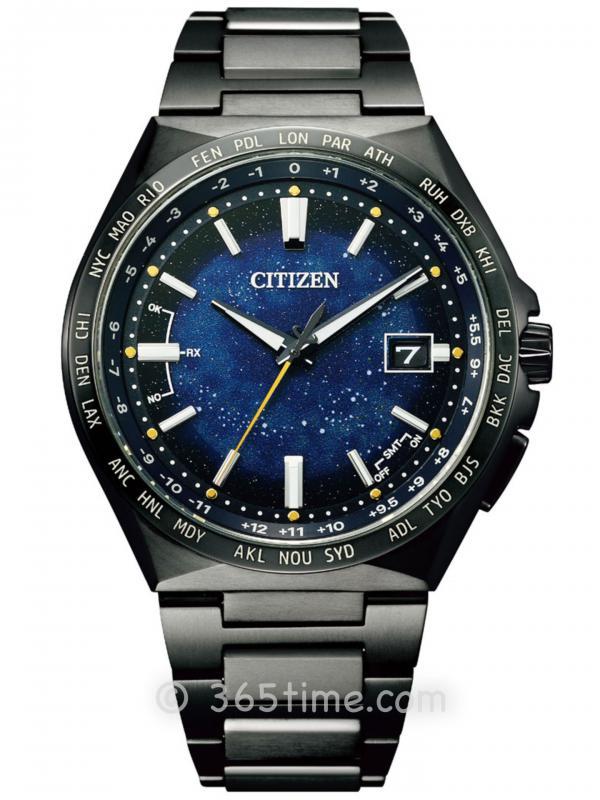 西铁城CB0219-50L光动能男士手表