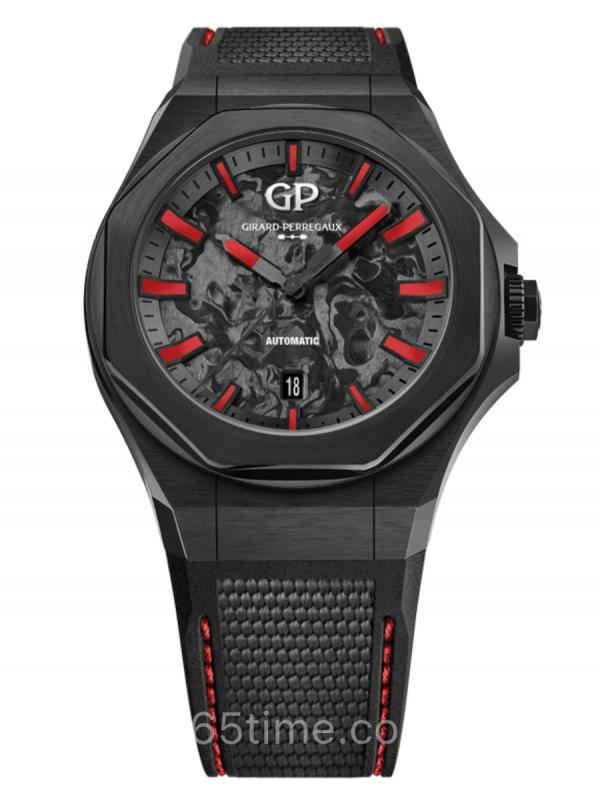GP芝柏表Laureato桂冠系列ABSOLUTE 赤焰之光腕表81070-21-631-FF6A