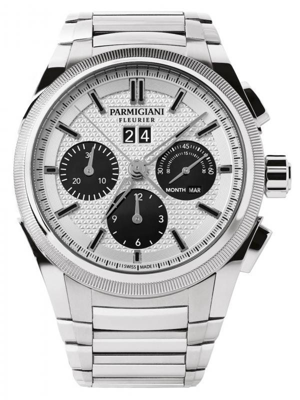 帕玛强尼Tondagraph GT 银黑精钢款PFC906-0000140-B00182