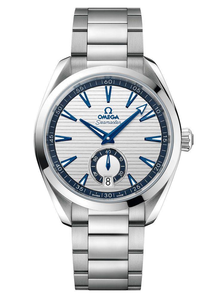 欧米茄海马系列Aqua Terra小秒针腕表220.10.41.21.02.004