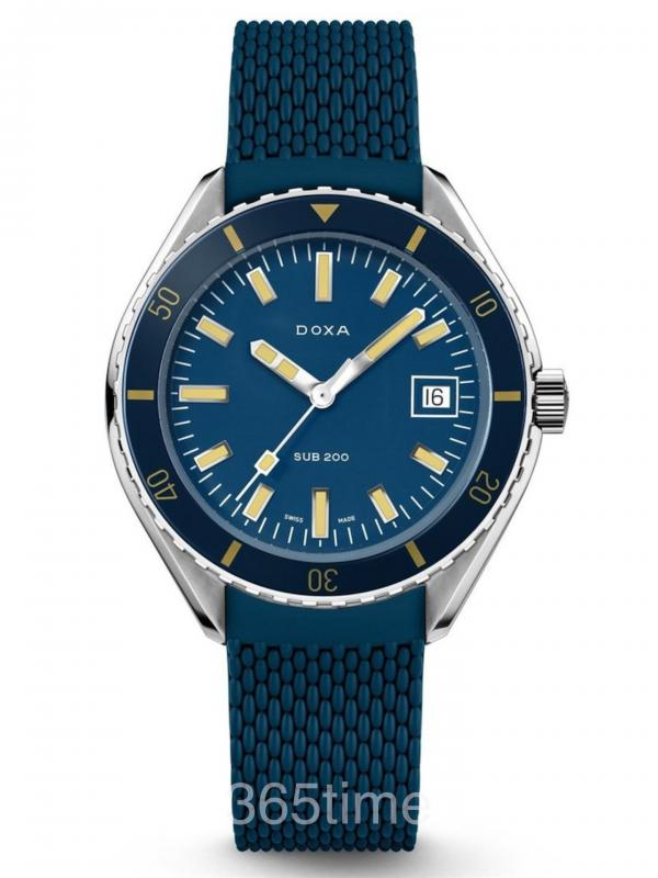 DOXA时度SUB 200潜水表799.15.201.32