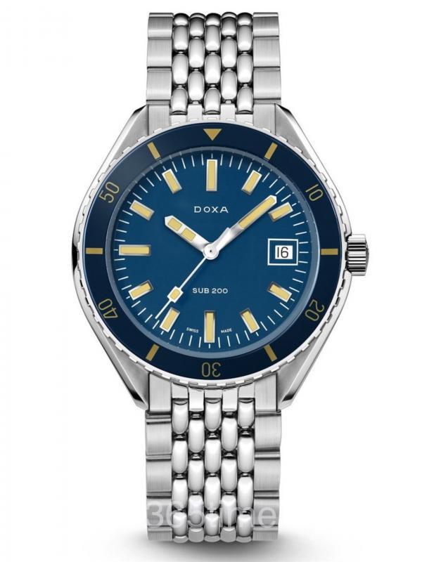 DOXA时度SUB 200潜水表799.10.201.32