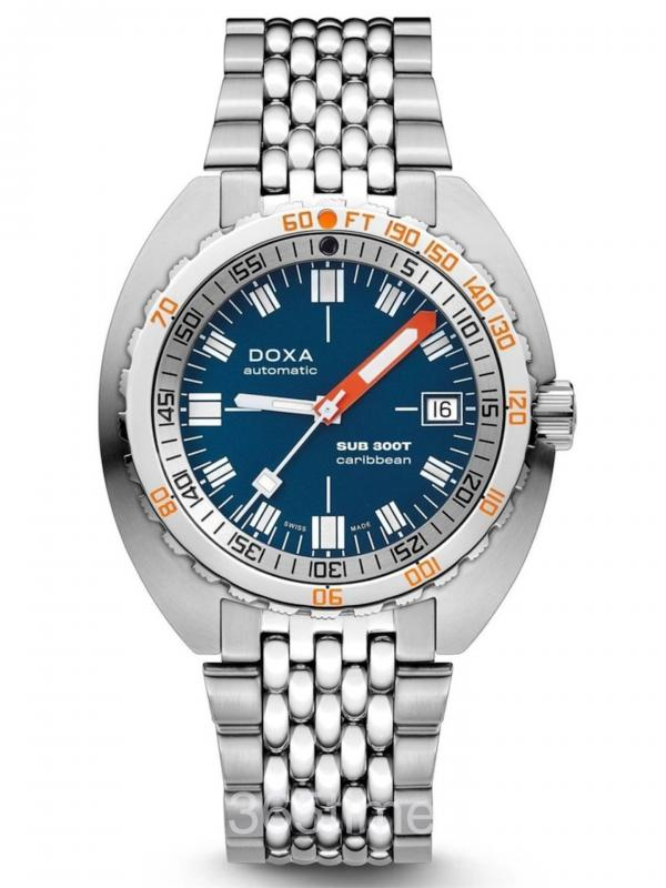DOXA时度SUB 300T潜水表840.10.201.10
